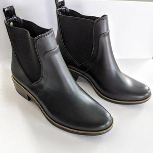 Kate Spade Sedgewick Rubber Chelsea Rain Boots